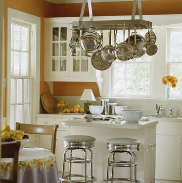 Pot Rack Ideas The Knobs Company